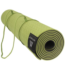 Load image into Gallery viewer, Non Slip TPE Yoga Mat