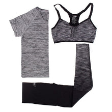 Load image into Gallery viewer, Quick Dry Fitness Gym Yoga Wear Set