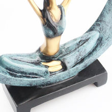 Load image into Gallery viewer, Yoga Ceramic Ornament