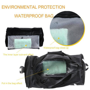 Men Gym Bags For Training Waterproof Basketball Fitness Women Outdoor Sports Football Bag With independent Shoes Storage
