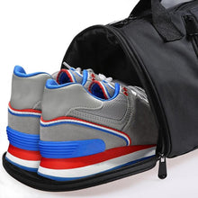 Load image into Gallery viewer, Men Gym Bags For Training Waterproof Basketball Fitness Women Outdoor Sports Football Bag With independent Shoes Storage