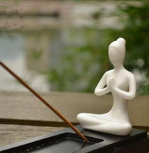 Load image into Gallery viewer, Yoga Meditation Ornaments Incense Plate