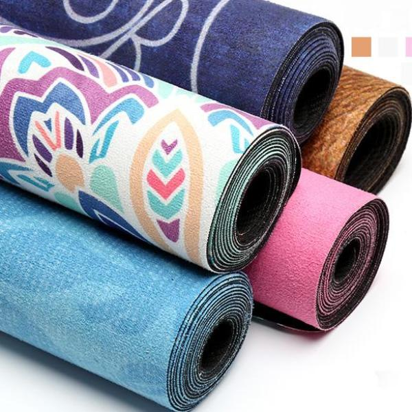 Reversible Rubber Yoga Mat