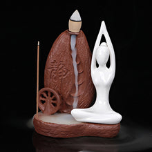 Load image into Gallery viewer, Backflow Incense Ceramic Burner