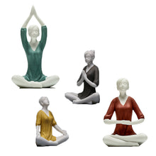 Load image into Gallery viewer, Yoga Hall Decoration Ceramic crafts