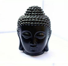 Load image into Gallery viewer, Buddha Head Ceramic Oil Burner