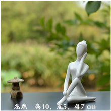 Load image into Gallery viewer, Yoga Girl Ceramics