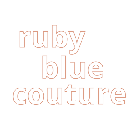 Ruby Blue Couture