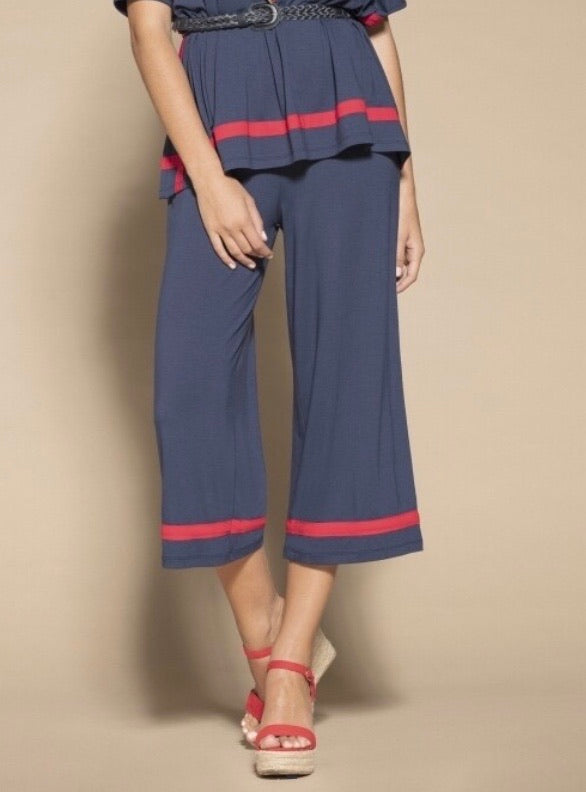 Maloka: Just So Comfy Cropped Pant