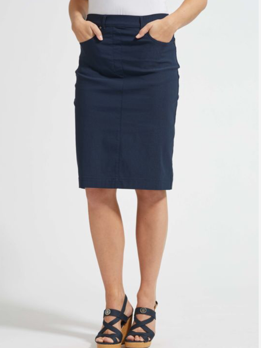 Laurie Susanna Navy Skirt