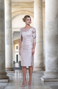 Irresistible Pearl Pink Dress style IR4012S20