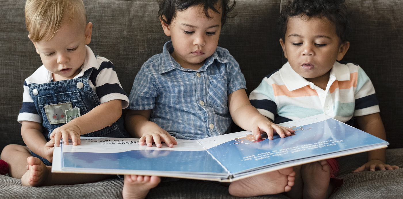 5 Books to Teach Children About Race & Racism
