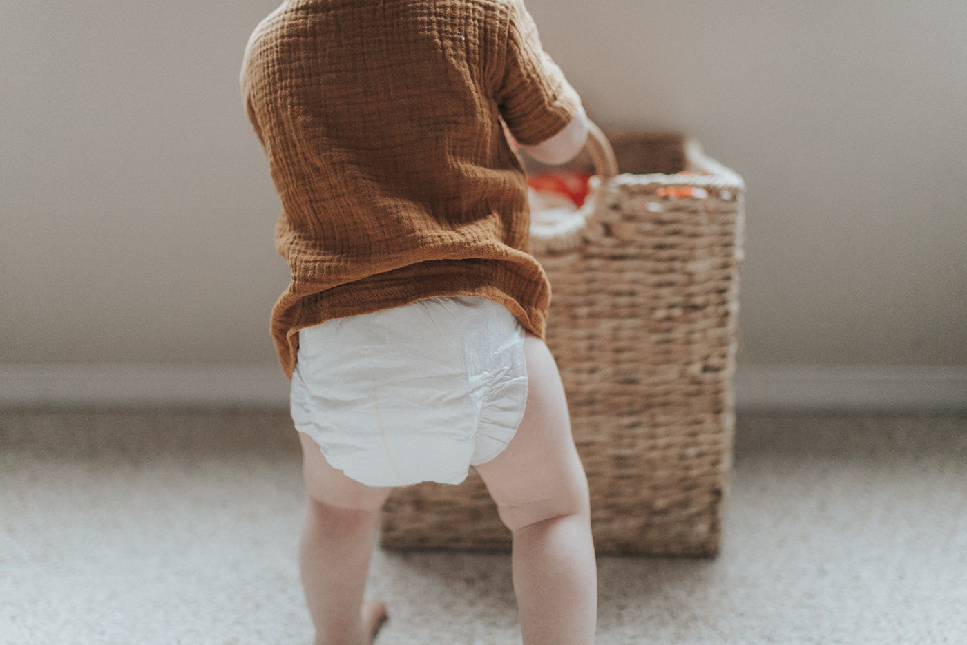 Diaper Size Guide