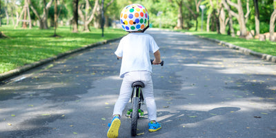 Bike Safety Tips for Toddlers