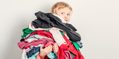 What To Do With Old or Damaged Baby Clothes