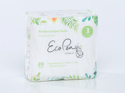 Pack of Training Diapers - Eco Pea Co.