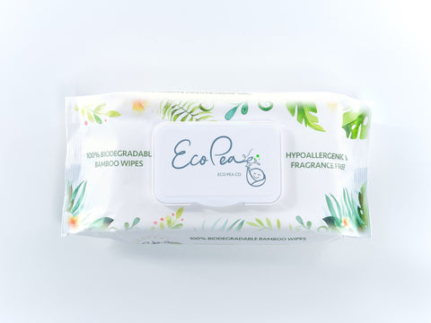 Diapers & Wipes - Box of Each - Eco Pea Co.