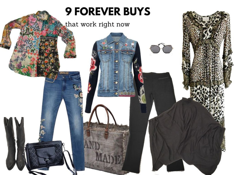 9 Forever Buys - That work now!