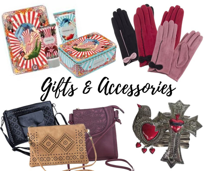 We have excellent Gifts and Accessories