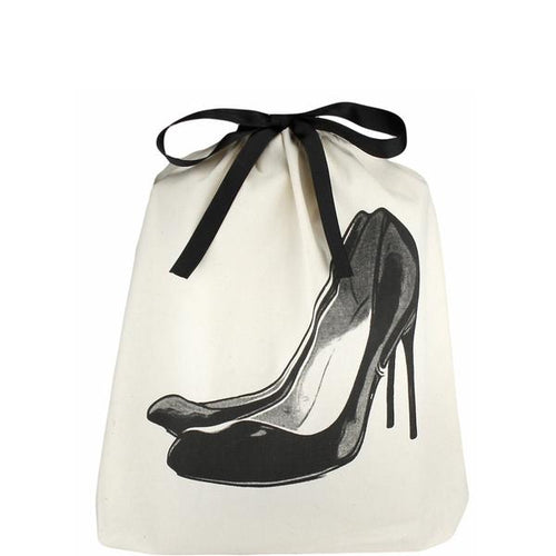 Bag-all - Black Pump Shoe Bag