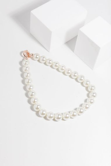 Holiday -  Sangster Necklace Pearl  -J-N985