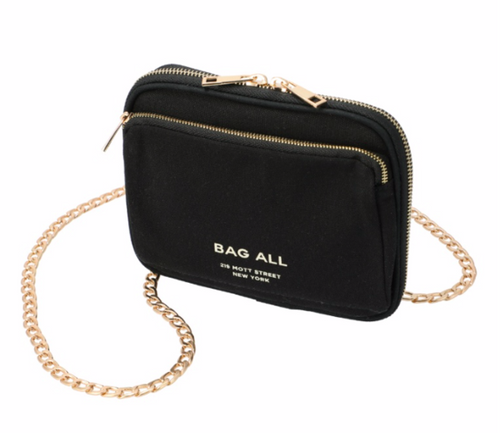 Bag-all - Caprice Purse Small with Gold Chain