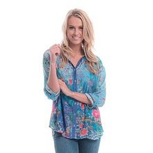 Load image into Gallery viewer, Cienna - Pearl Silk Shirt