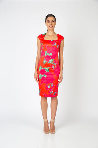 Pink Ruby - Sienna Dress Print - PD203101
