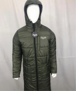 CITYSTYLIN AW02 LONG PUFFER COAT