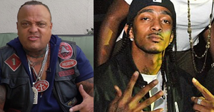 60z Big Homie Big Caz Pays Respect To Nipsey Hussle, Chops It w/ Cowboy
