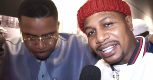 NAS Celebrates 25 Years Of Illmatic w/ AZ, Talks Nipsey Hussle