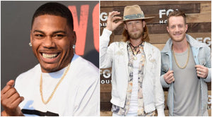 Nelly Discloses New Project Will Be EP'ed by Country Group, Florida Georgia Line