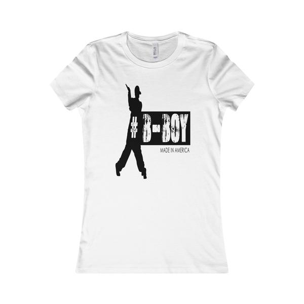 #B boy Women's Favorite Tee