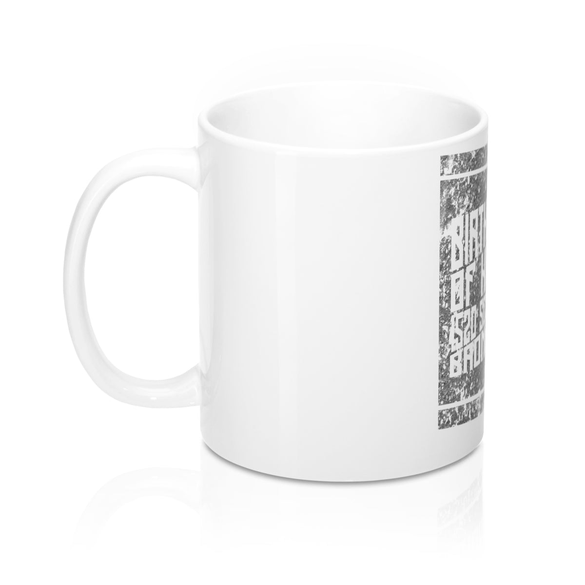 Birthplace Of Hip Hop Mug 11oz