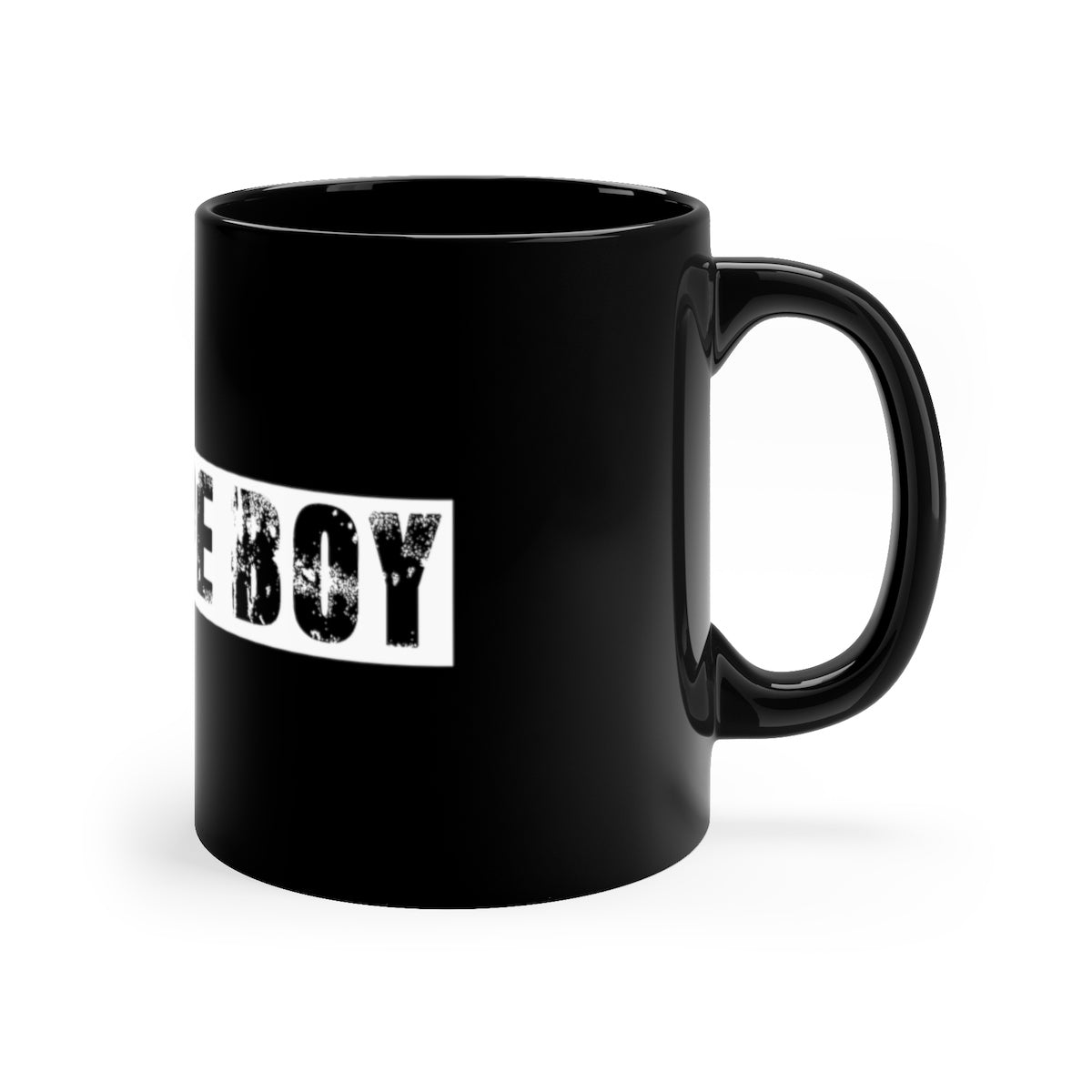 #Dope Boy Black Mug 11oz