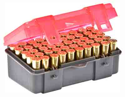 Plano  50 Count Handgun Ammo Case - 1225-50