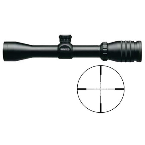 Redfield 2-7x34 BattleZone Tac.22 Riflescope (Tac-MOA)