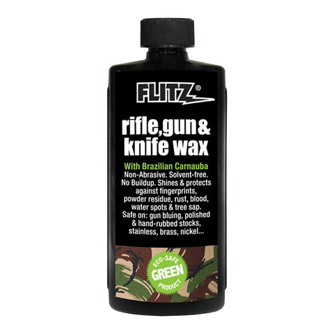 Flitz Rifle, Gun & Knife Wax - GW 02785