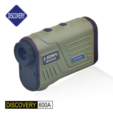 Discovery Optics Rangefinder W600A with Angle Measurement