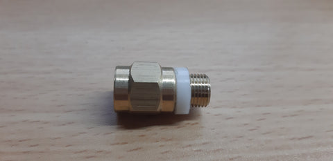 Female M10*1 to Male 1/8 BSPP Adaptor