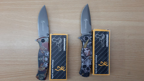 Browning X79 Hunting Knife