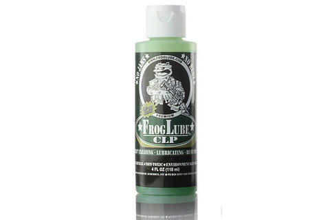 Froglube CLP Liquid 4 oz Squeeze Bottle - 14706