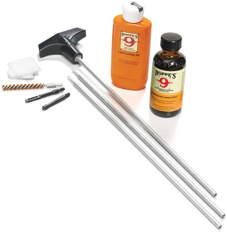 Hoppe's 9 Rifle Cleaning Kit - U22B