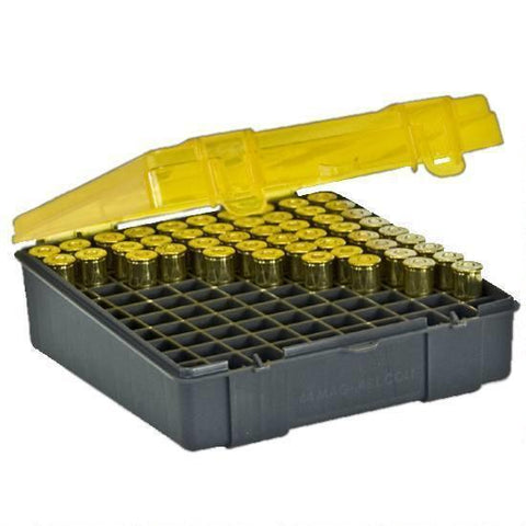 Plano Cartridge Box 9mm 100Rds Case - 1224-00