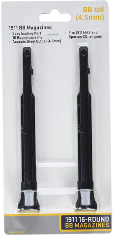 Sig Sauer 1911/Max Michel BB Air Pistol Magazine - 2 Pack
