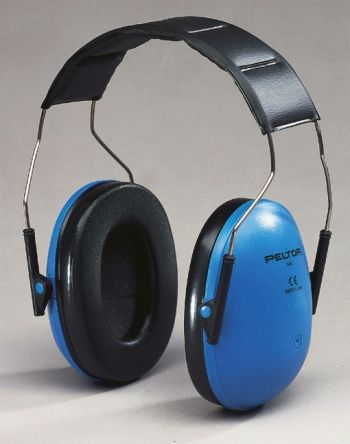 3M Peltor H4A 300 Ear Defender Ear Muffs, 24 dB