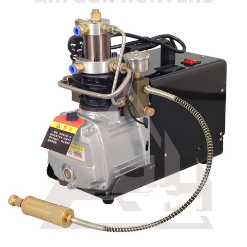 PCP Electric Compressor 4500PSI - 30MPA High Pressure AUTO STOP
