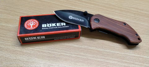 Boker DA33 Hunting Knife