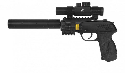 Gamo PT-85 Blowback Tactical Air Pistol