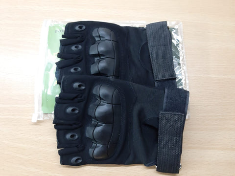 Tactical Gloves - Black